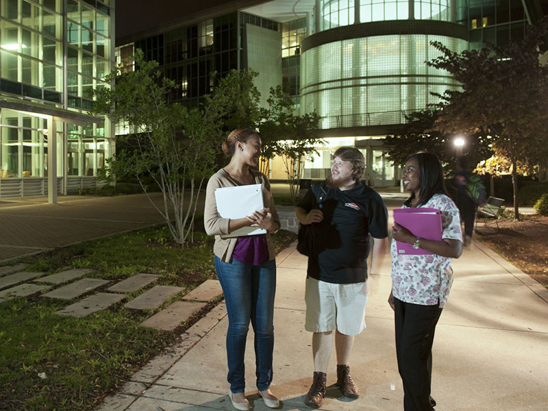 Night time can be the right time to take classes at Ga. Perimeter ...